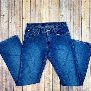 Ralph Lauren kelly jean, size 6x32